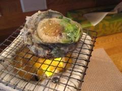 サザエの壺焼き、焼き蛤